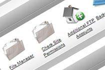 Advanced Web Hosting Control Panel