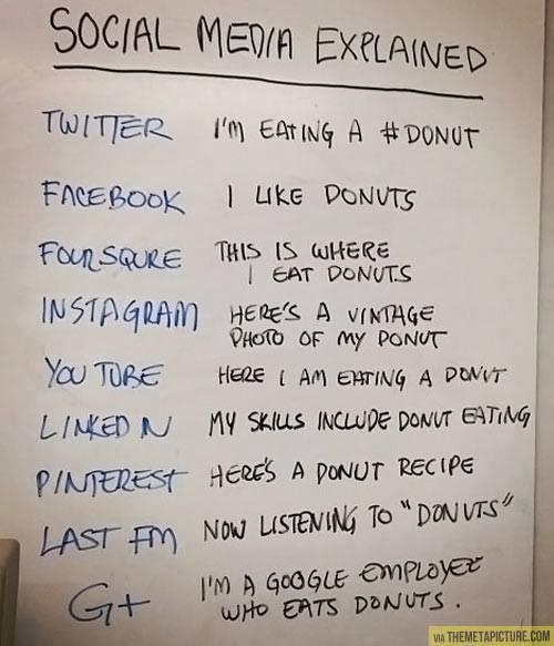 Social Networking Explained