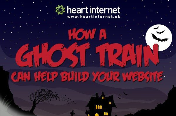 The Landing Page Ghost Train