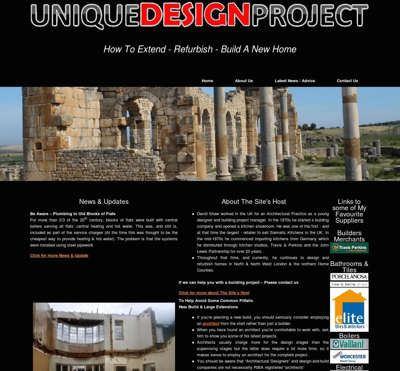 Unique Design Project