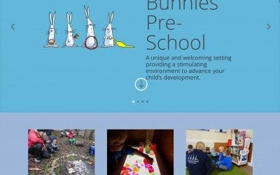 Bansteadbunnies bunnies has a face lift
