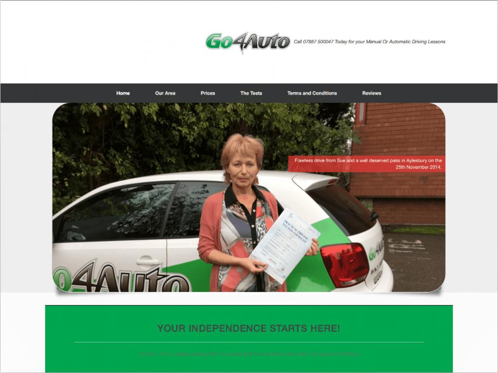 Go4Auto by Hemel Web Design