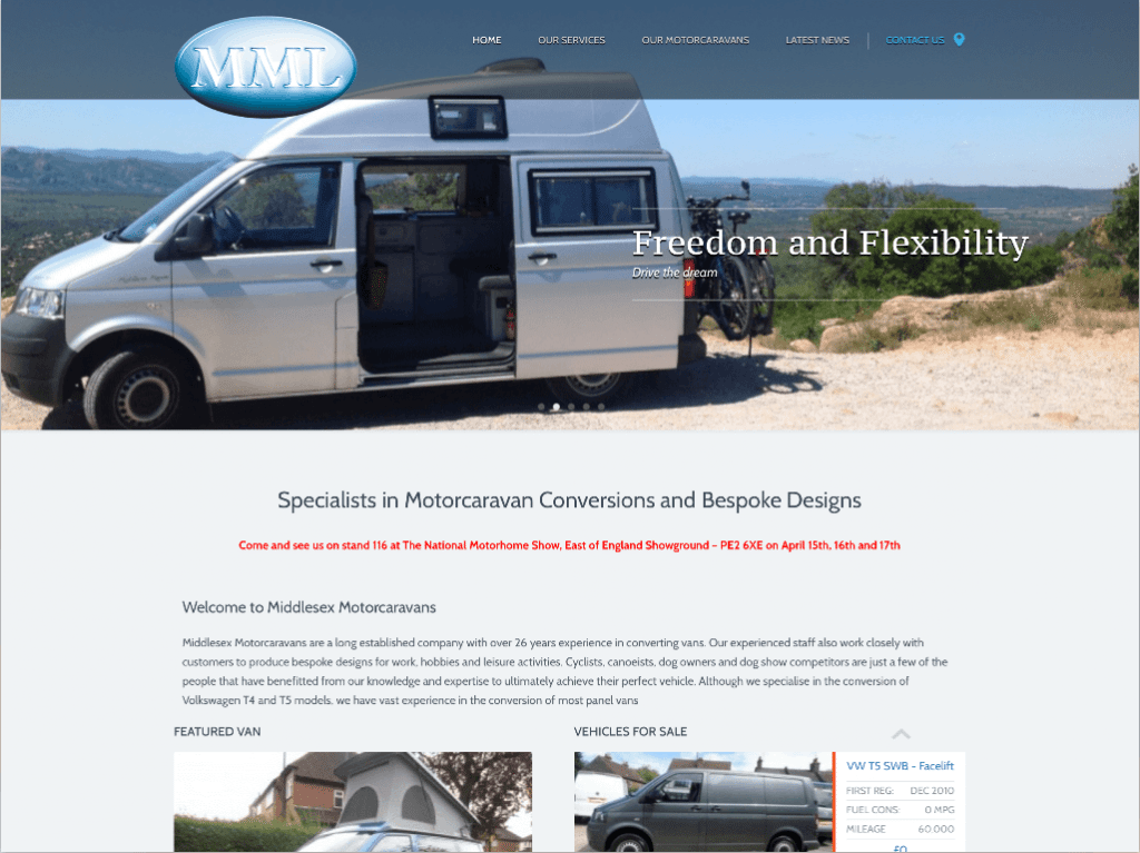 MML by Hemel Web Design