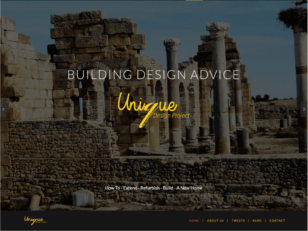Unique by Hemel Web Design
