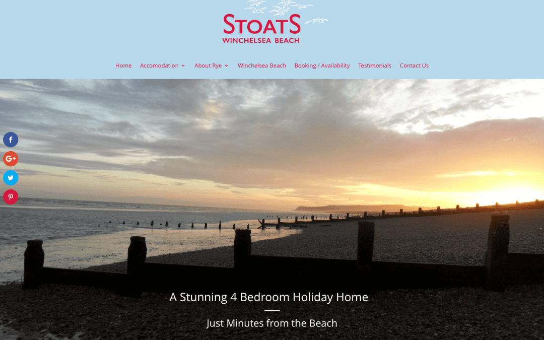 Stoats Holiday Home Rye